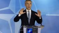 Nato berät über Krisenregionen
