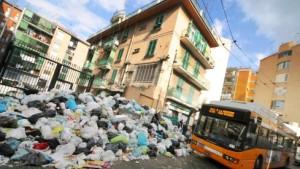 Nur Deutschland entsorgt Müll aus Neapel
