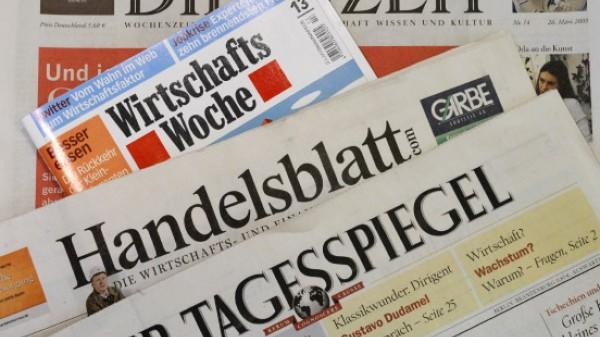 Αποτέλεσμα εικόνας για Handelsblatt: