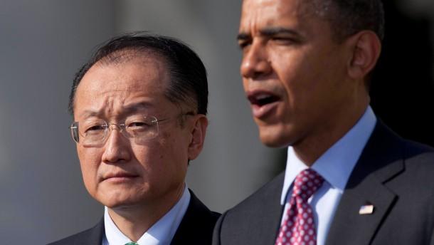 Amerika nominiert Mediziner Kim für die Weltbank