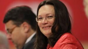 SPD will Gegenmacht sein