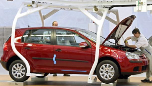 Preiskampf belastet VW-Aktie