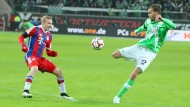 Wolfsburg demütigt die Über-Bayern