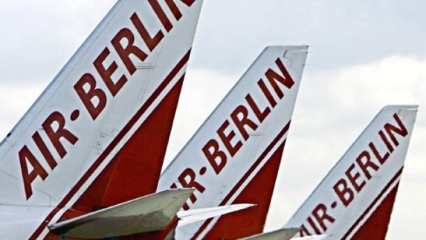 Air Berlin in Not