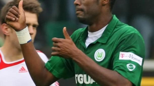 Wolfsburg weiter im Aufwind