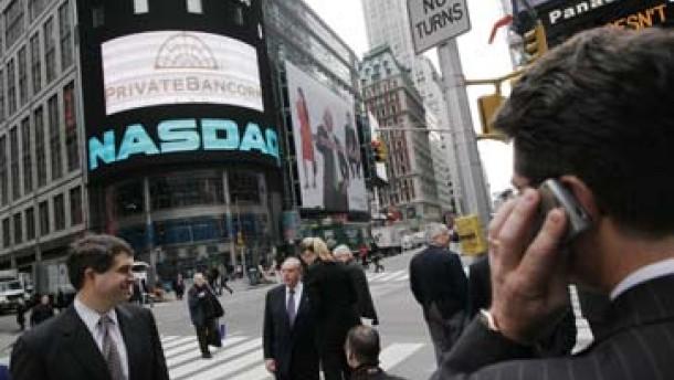 Nasdaq greift wieder nach Börse London