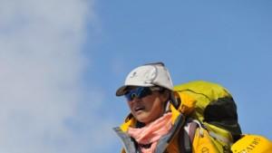 Koreanerin besteigt als erste Frau alle Achttausender