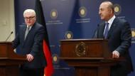 Türkische Regierung attackiert Steinmeier heftig