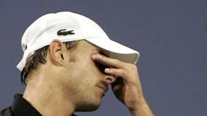 Muller verdirbt Roddick den Geburtstag
