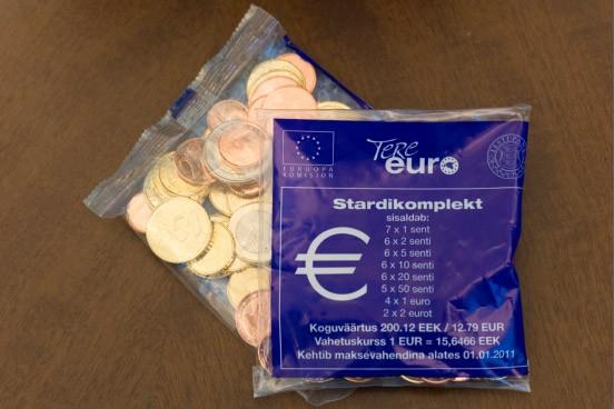 Bild Zu Estland Führt Den Euro Ein Willkommen Im Club Bild 1 Von