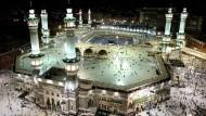 Massenpanik nahe Mekka