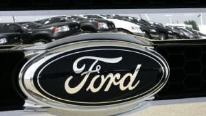 Ford meldet Milliardengewinn