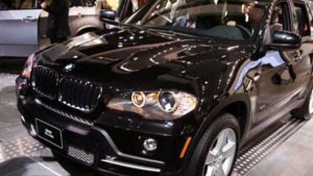 BMW-Aktie volatil, aber langfristig überzeugend