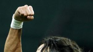 Milan souverän - Chelsea schwach