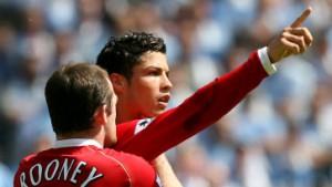 Ronaldo macht ManU zum Meister