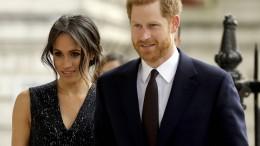 Milliarden Zuschauer erwarten das Hochzeitspaar