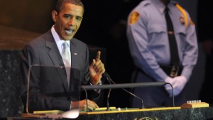 Zu Gast bei Obama