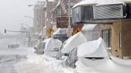 Winterwetter hat Teile Amerikas fest im Griff