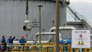 Russland drosselt Ölexporte nach Deutschland