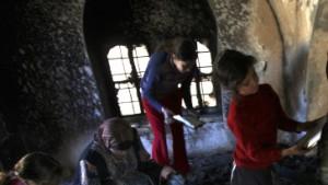 Olmert verurteilt Siedler-Angriffe als Pogrom