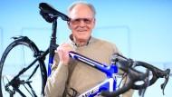 DDR-Radsportlegende Täve Schur feiert 85. Geburtstag