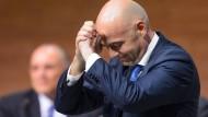 Infantino zum Fifa-Präsidenten gewählt