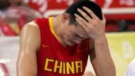 Mit seiner Trauer allein: Yao Ming