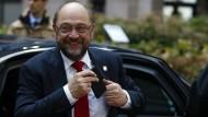 Schulz zeigt sich optimistisch zu Ceta-Verhandlungen