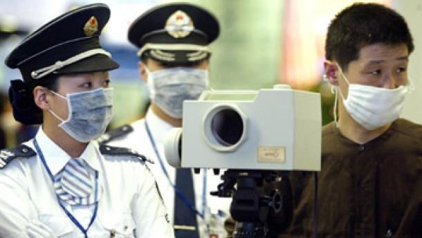 Auch Taiwans Börse vom SARS-Virus angesteckt
