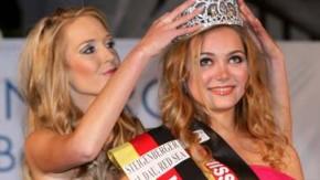 Svetlana Tsys gewinnt Miss Deutschland Wahl