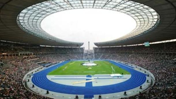 Die WM-Stadt Berlin genießt den sportpolitischen Aufwind