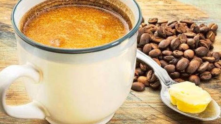 Abnehmen mit Butterkaffee?