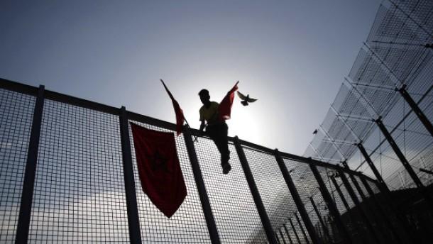 Marokko entschärft Grenzkonflikt mit Melilla