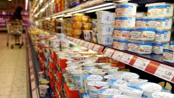 Lebensmittel bis zu 19 Prozent billiger
