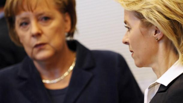 Merkel und die Wahl der Qual