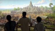 Mega-Museum von Nordkorea in Kambodscha