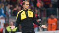 Verfolgerduell zwischen Dortmund und Hertha