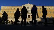 Die Griechen sind erleichtert
