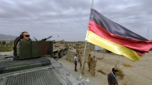Ansehen ausländischer Truppen stark gesunken