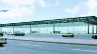 2015: Terminal 3 - Siegerentwurf von Christoph Mäckler