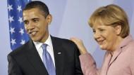 Beziehung zwischen Deutschland und Amerika