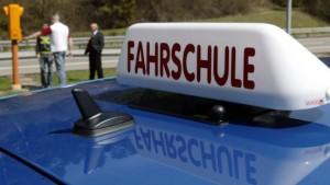 Frankfurter Fahrschüler in Hessen die schlechtesten