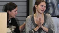 Freispruch für Amanda Knox und Ex-Freund Sollecito