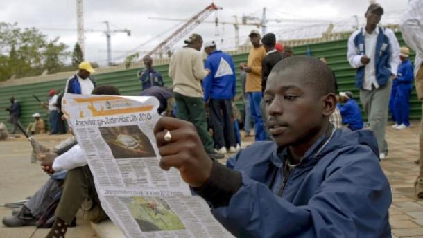 Durban ist keine Fußballstadt