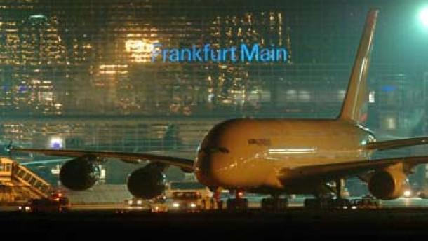 Tauziehen um den Ausbau des Frankfurter Flughafens