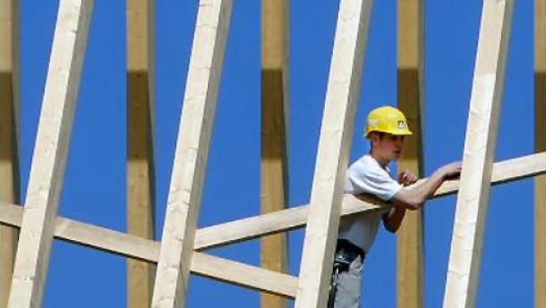 Ost-Arbeitgeber kippen Einigung für Baugewerbe