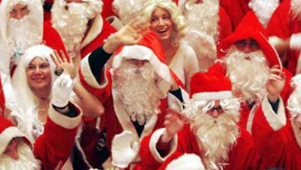 Erträge der Weihnachtsmann-Forschung