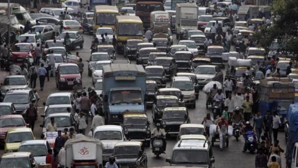 Die Inder kaufen vor allem Kleinstautos