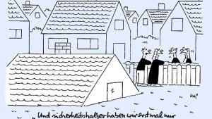 Risikobereitschaft bestimmt Eigenheimfinanzierung