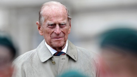 Prinz Philip verabschiedet sich in die Rente